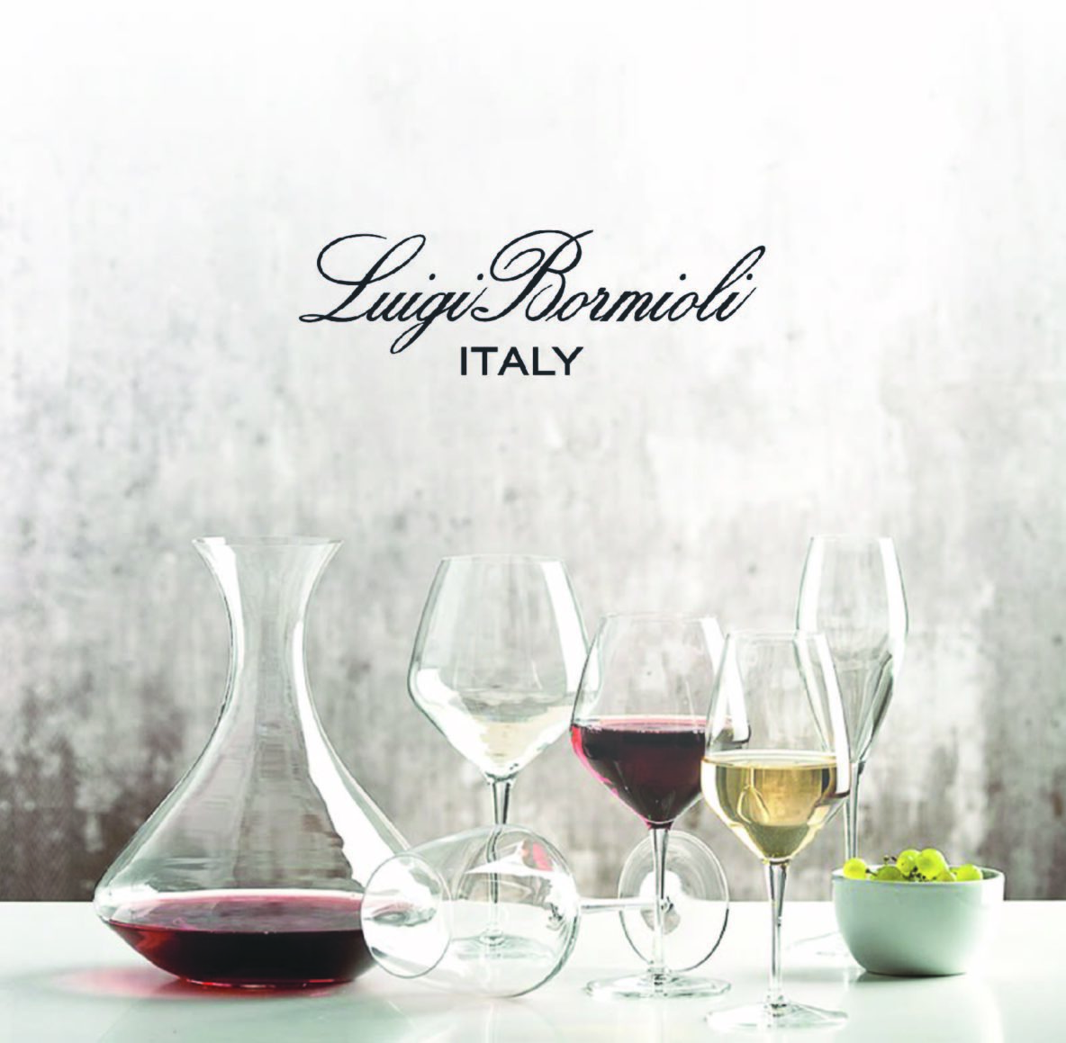 Luigi bormioli Glasses